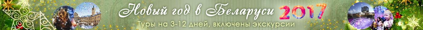 Новый год в Беларуси 2017 экскурсии по Беларуси новогодние экскурсии
